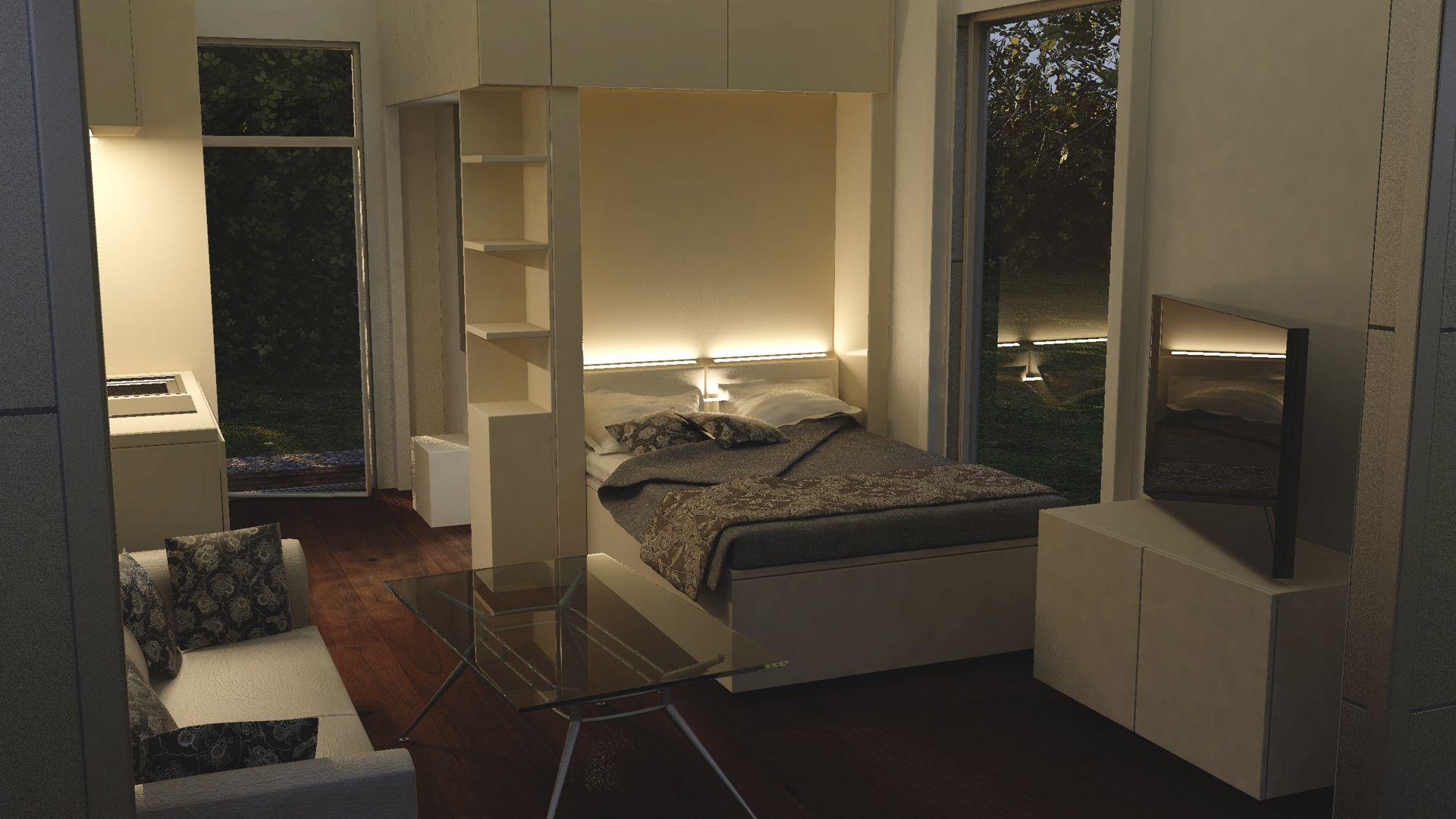 MiniHaus - Interiér domu